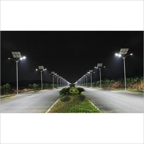 Solar Street Lighting System