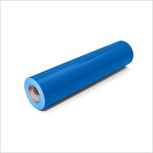 Blue Color Vinyl Roll