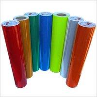 Colored Retro Reflective Sheet Roll