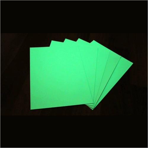 Glow Dark Sticker