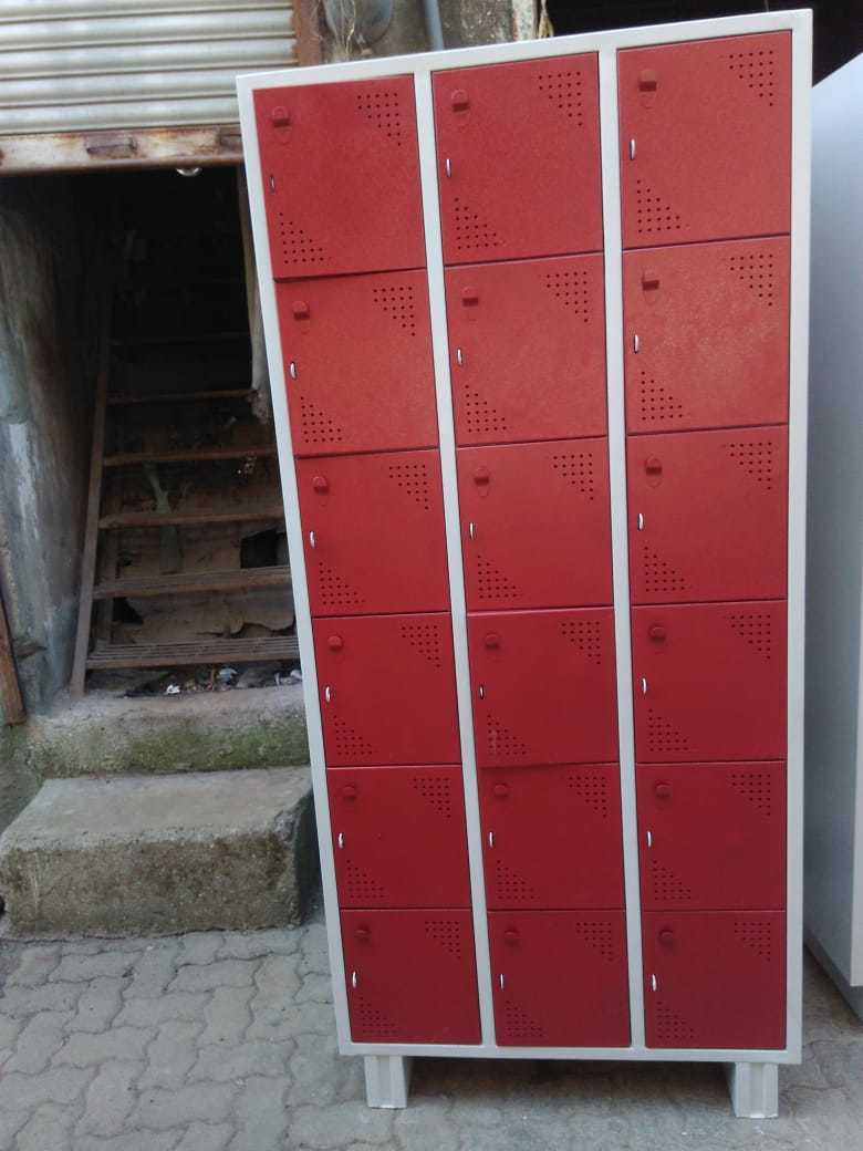 18 Door Commercial Locker