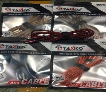 TX-501 AUX CABLE