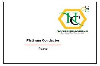 Platinum Conducting Paste