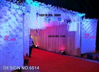 ENTRY GATE CLOTH FOR DECORATION