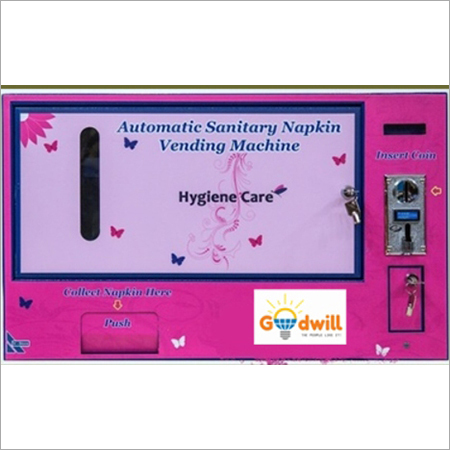 Automatic Napkin Vending Machine