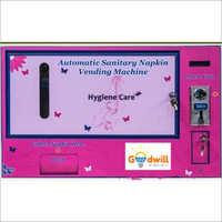 Automatic Napkin Vending Machine