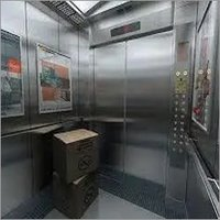 MRL Freight Elevator