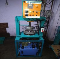 Greentech Engineering Hydraulic Single Die Paper Plate Making Machine