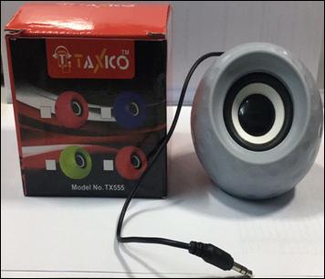 TX-555    AUX SPEAKER