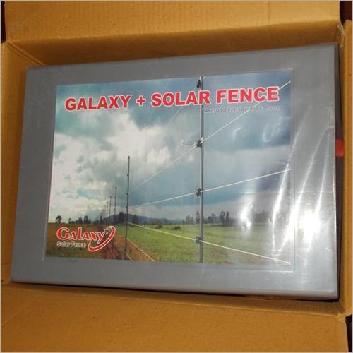 Solar Fence Machine