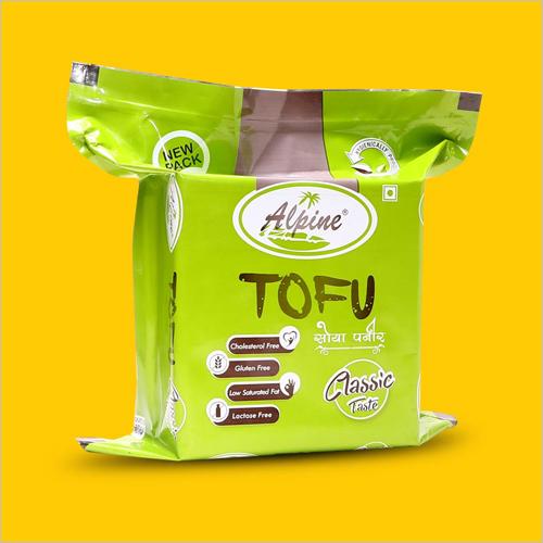 Alpine Plain Tofu