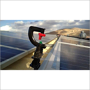 Solar Module Auto Cleaning System