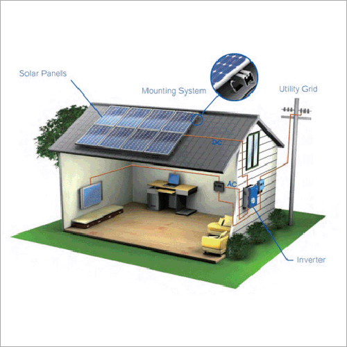 Off Grid Solar Power System