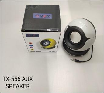 TX-556  MOBILE SPEAKER BLUETOOTH