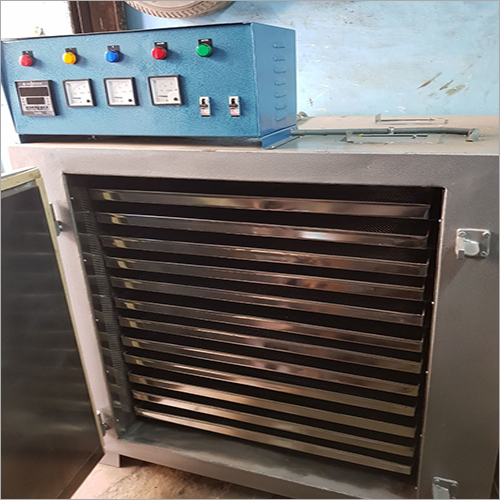 Steel Industrial Tray Dryer