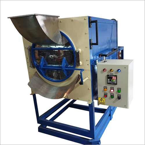 Dry Fruit Roaster Machine