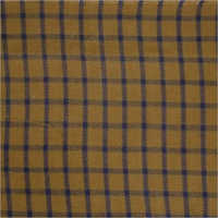 Cotton Yarn Dyed Twill Check Fabric