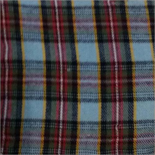 Pure Cotton Check Fabric