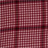 Polyster Check Fabric
