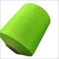 Fluorescent Yarn