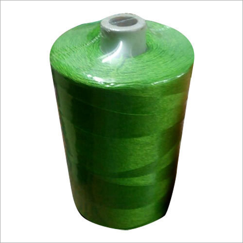 Green Cotton Yarn