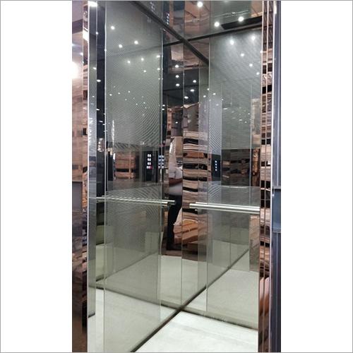 Glass Passenger Elevators