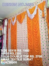 Parda for tent