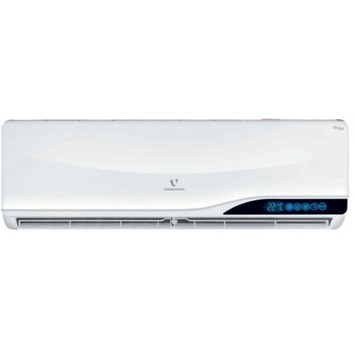 Videocon 1 Ton 5 Star Split Air Conditioner - White