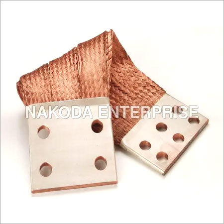 Copper Flexible Braided Connector