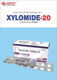 Torsemide 20mg Tablet