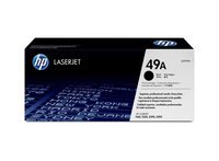 HP 49A Original Laserjet Toner Cartridge(Black)