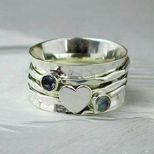 Handmade Silver Sterling Ring