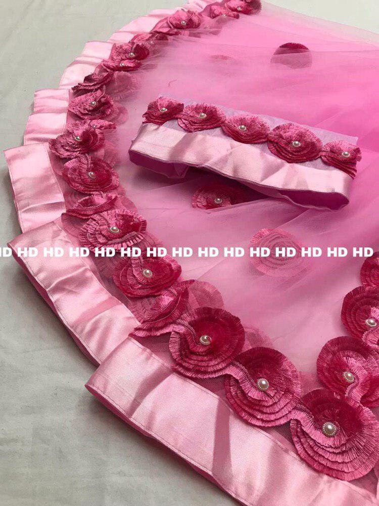 Heavy Embroidery Sarees
