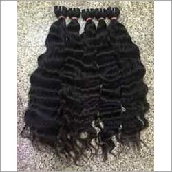 Virgin Black Curly Hair