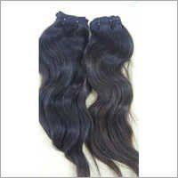 Wavy Temple Hair