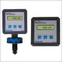 Panel Mounting Digital Flow Transmitter