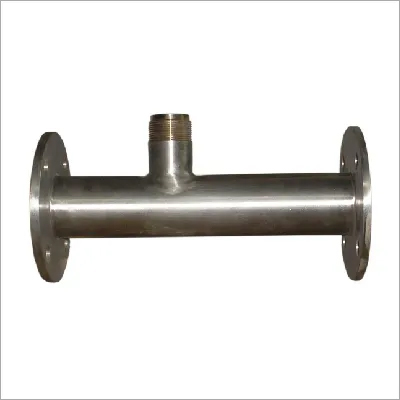 SS T Welded Flange End Fitting