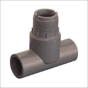 Solventable End Plastic Fitting