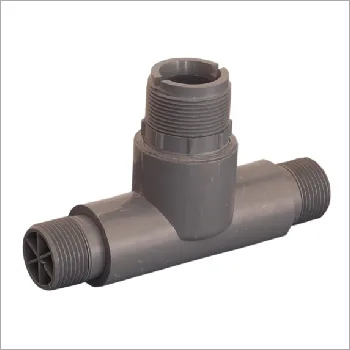 Plastic Threaded Fitting