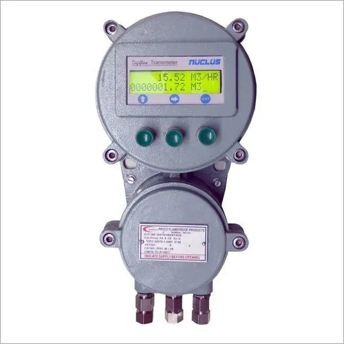 Flameproof Water Flow Meter