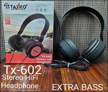 Tx-602 Stereo Hifi Headphone