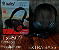 TX-602 STEREO HIFI HEADPHONE