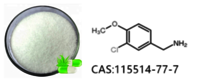 3-Chloro-4-methoxybenzenemethanamine CAS 115514-77-7