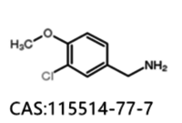 3-Chloro-4-Methoxybenzenemethanamine CAS 115514-77-7