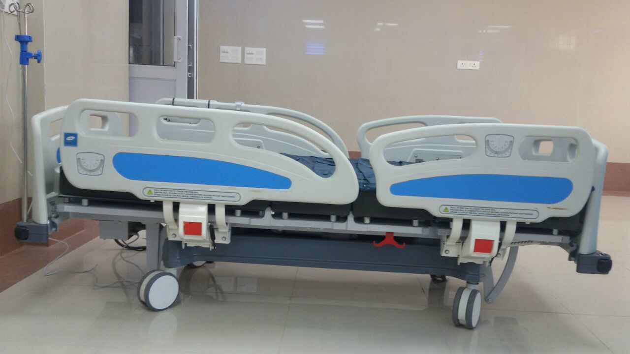 Fully Motorised ICCU Bed