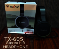 Tx-605 Stereo Hifi Headphone