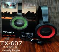 Tx- 607 Stereo Hifi Headphone