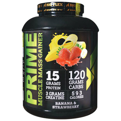 Prime Muscle Mass Gainer