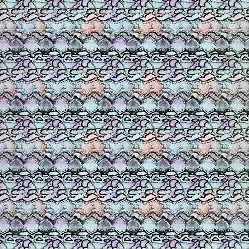 Polyester Crepe Designer Print Fabric