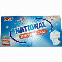 National Detergent Cake